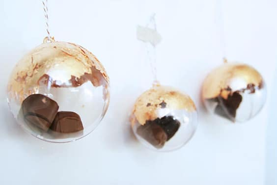 DIY Christmas Ornaments, Christmas Ornament Craft Idea, Christmas Ornament